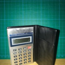 Segunda Mano: CALCULADORA BOLSILLO - ELECTRONIC CALCULATOR L-838. Lote 202030441