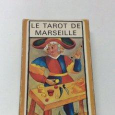 Segunda Mano: EL TAROT DE MARSELLA. Lote 202831933