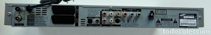 Segunda Mano: Samsung DVD R128, con mando a distancia. - Foto 3 - 203098036