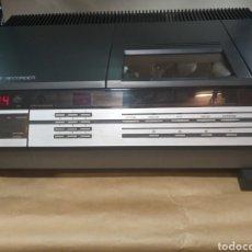 Segunda Mano: VIDEO 2000 CASSETTE RECORDER PICTURE SEARCH RADIOLA. Lote 204213868
