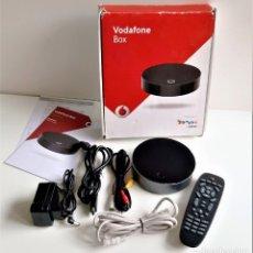 Seconda Mano: VODAFONE BOX ROUTER SINTONIZADOR DE TELEVISION COMO NUEVO EN SU CAJA COMPLETO. Lote 204351151
