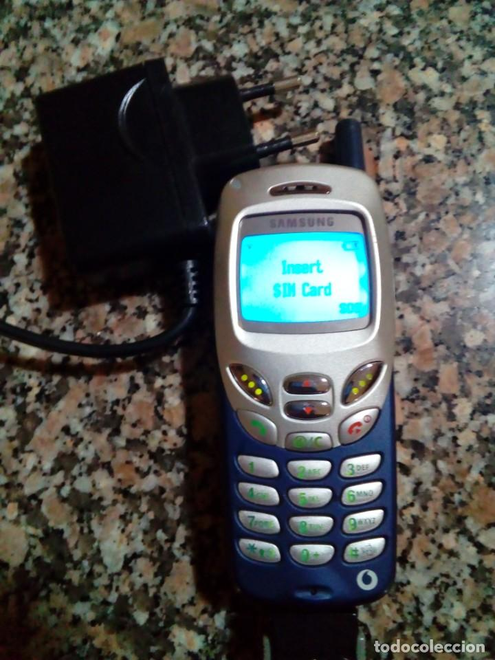 Segunda Mano: ANTIGUO MOVIL SAMSUNG - Foto 1 - 204596248