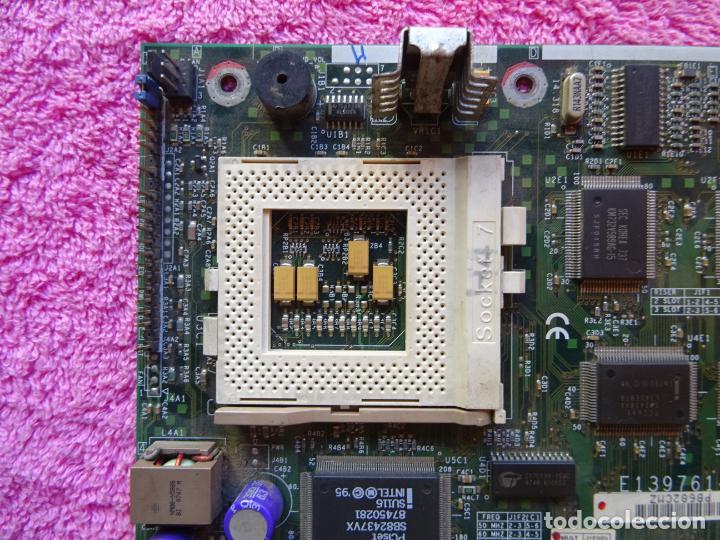 Segunda Mano: placa madre pb683 packar bell multimedia cle1225 - Foto 2 - 204751363