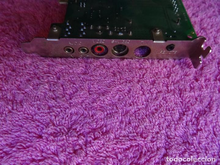 Segunda Mano: tarjeta sintonizador tv capturador video avermedia 302AAABM - Foto 7 - 204758735