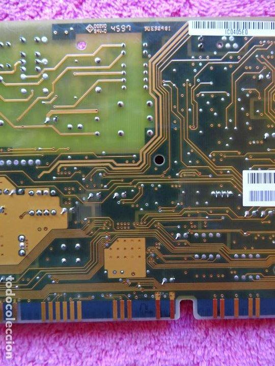 Segunda Mano: tarjeta modem interno fax sound card srs-3d stereo packar bell multimedia cle1225 - Foto 5 - 204790278