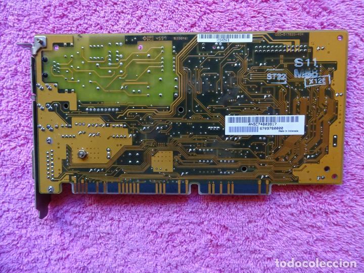 Segunda Mano: tarjeta modem interno fax sound card srs-3d stereo packar bell multimedia cle1225 - Foto 7 - 204790278