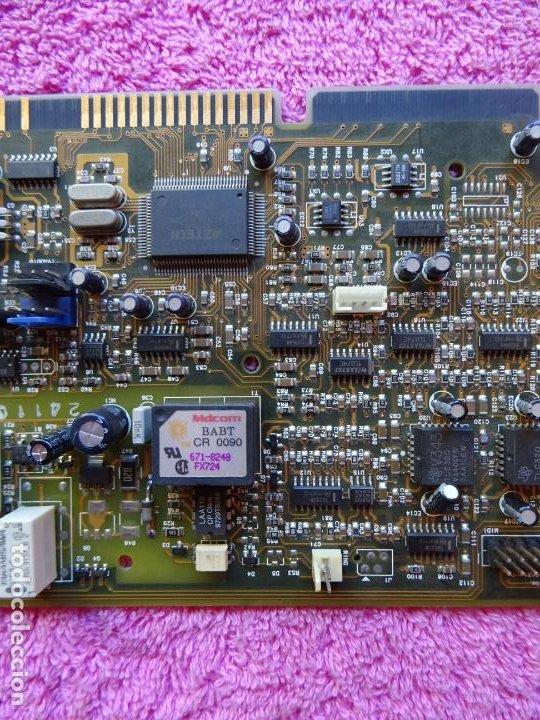 Segunda Mano: tarjeta modem interno fax sound card srs-3d stereo packar bell multimedia cle1225 - Foto 8 - 204790278
