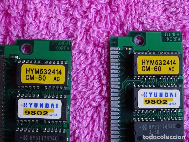 Segunda Mano: memoria ram hym532414 cm-60 ac hyundai 9802 72 pins - Foto 4 - 204797571
