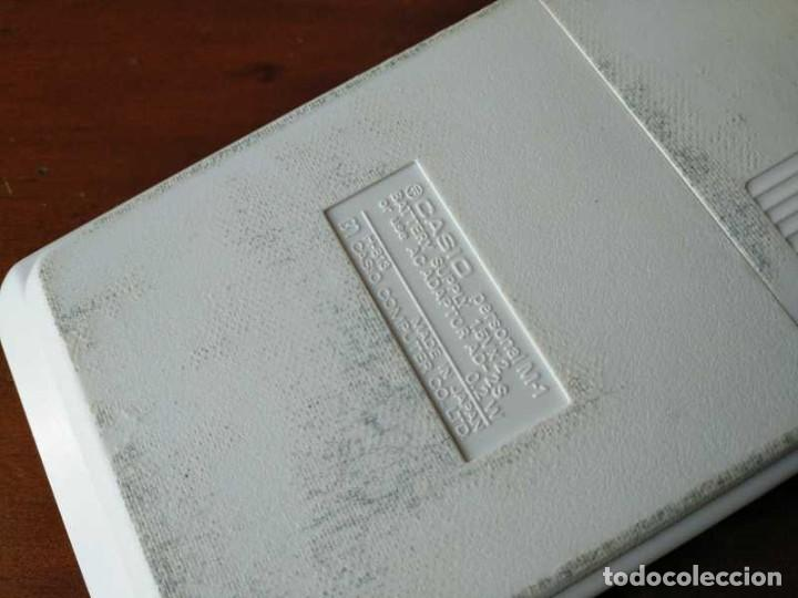 Segunda Mano: CALCULADORA CASIO PERSONAL M1 H-813 ELECTRONIC CALCULATOR AÑOS 70. MADE IN JAPAN FUNCIONANDO - Foto 38 - 205303262