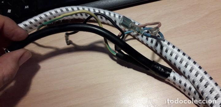 Segunda Mano: 18-00194 -Cable y tubo vapor centro de plancha - Foto 2 - 205607416