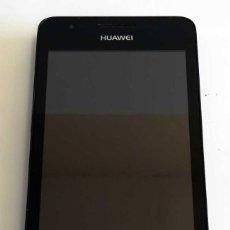 Segunda Mano: SMARTPHONE HUAWEI ASCEND G510 NEGRO DE JAZZTEL. FUNCIONANDO. Lote 205699648