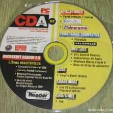 Segunda Mano: PC ACTUAL CD ACTUAL CDA 62. Lote 205741388