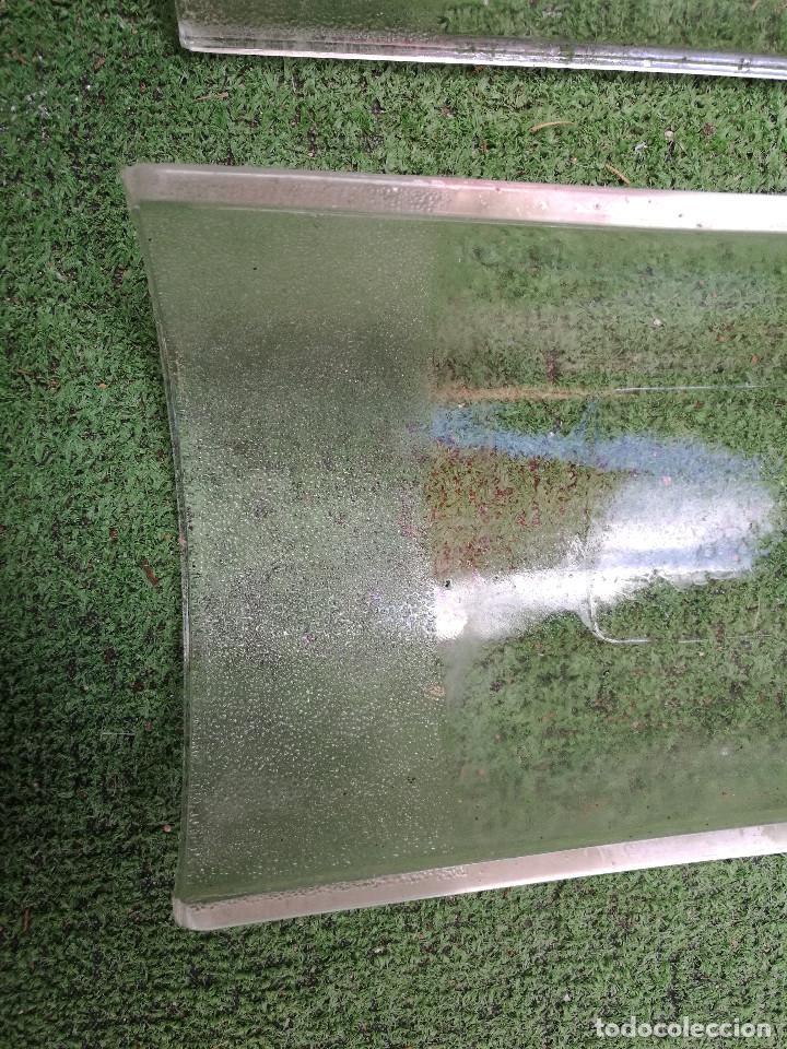 Segunda Mano: 2 TEJAS DE CRISTAL - Foto 3 - 206454358