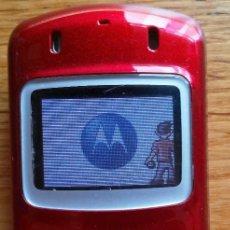 Segunda Mano: TELEFONO MOVIL MOTOROLA CON CARGADOR. Lote 206456038