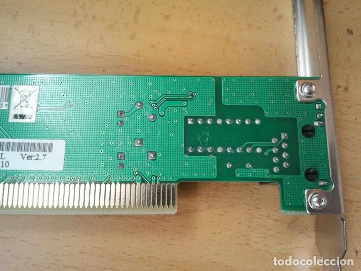 Segunda Mano: Tarjeta de Red TP-LINK mod. TF-3239DL ver. 2.7. Ibm hp sony Apple Lenovo Dell - Foto 7 - 206894205