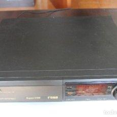 Segunda Mano: PANASONIC NV-FS88 SVHS Y VHS GRABADOR,RAPRODUCTOR Y EDITOR DE VIDEO. Lote 207043971