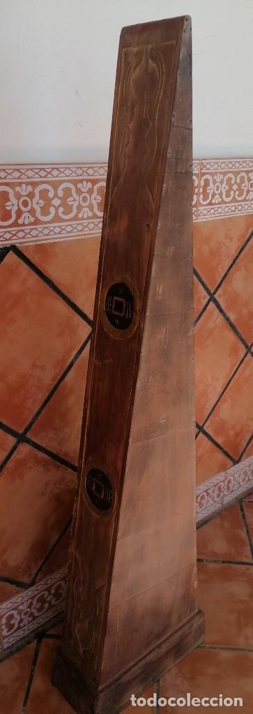 Segunda Mano: MUEBLE PIRÁMIDE CON 6 CAJONERAS, HECHO A MANO, SEGUNDA MANO - Foto 3 - 207284852