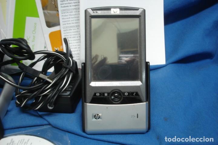 Segunda Mano: GRAN LOTE DE: HP IPAQ POCKET PC H2210 + HP IPAQ POCKET PC 2003 + PALM POWERED - Foto 2 - 207775728