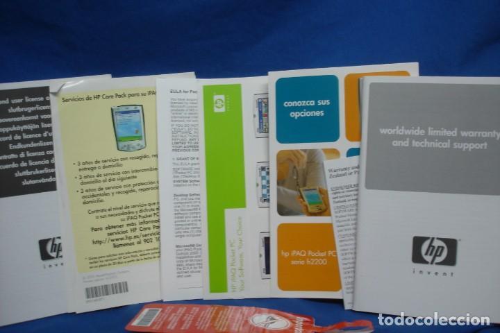 Segunda Mano: GRAN LOTE DE: HP IPAQ POCKET PC H2210 + HP IPAQ POCKET PC 2003 + PALM POWERED - Foto 15 - 207775728