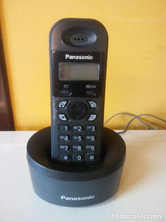 TELEFONO INALAMBRICO PANASONIC 0470. MEDIDAS 10*17*8 CM (Segunda Mano - Artículos de electrónica)