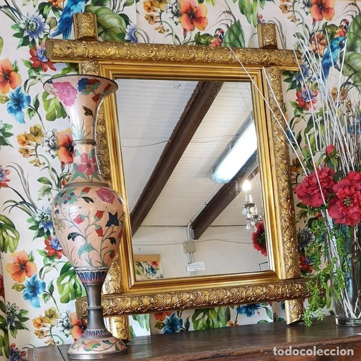 Segunda Mano: Espejo pan de oro - Foto 2 - 208665793