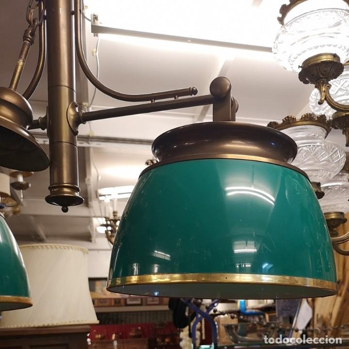 Segunda Mano: Lámpara Techo Verde - Foto 4 - 209311620