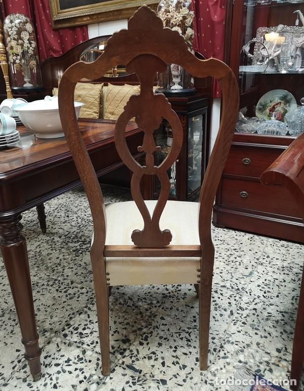 Segunda Mano: Lote de 4 sillas - Foto 6 - 210143895