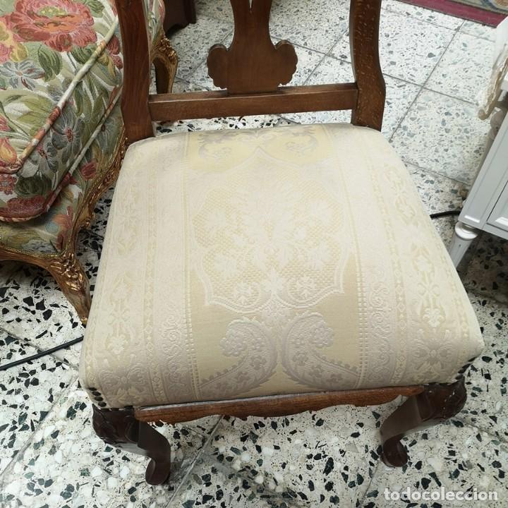 Segunda Mano: Lote de 4 sillas - Foto 7 - 210143895