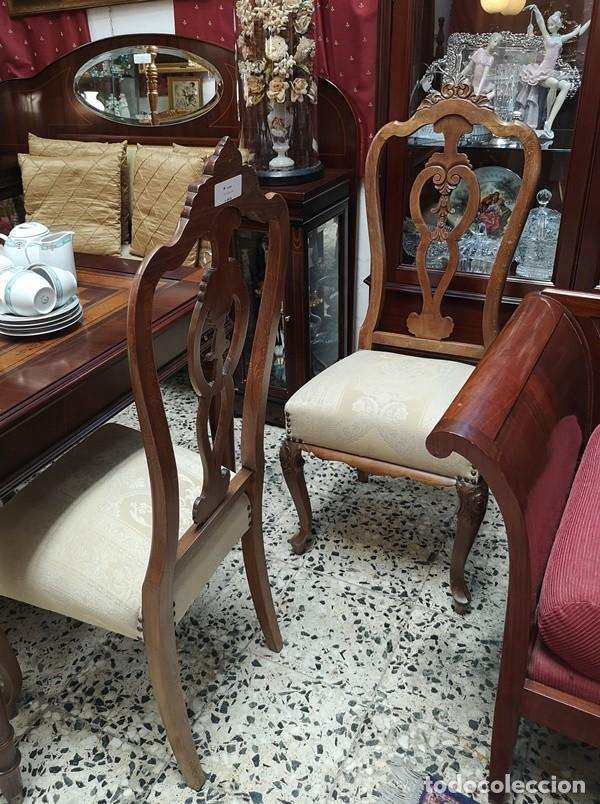 Segunda Mano: Lote de 4 sillas - Foto 8 - 210143895