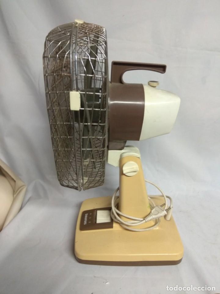 Segunda Mano: Ventilador Vintage Taurus. Funcionando. - Foto 2 - 210197990