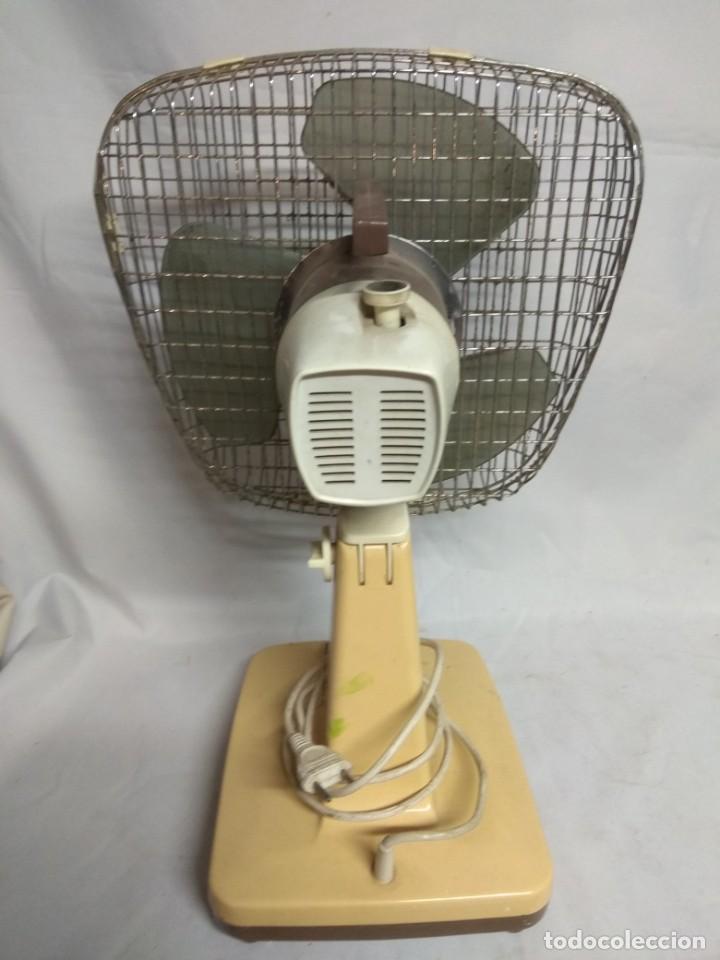 Segunda Mano: Ventilador Vintage Taurus. Funcionando. - Foto 3 - 210197990