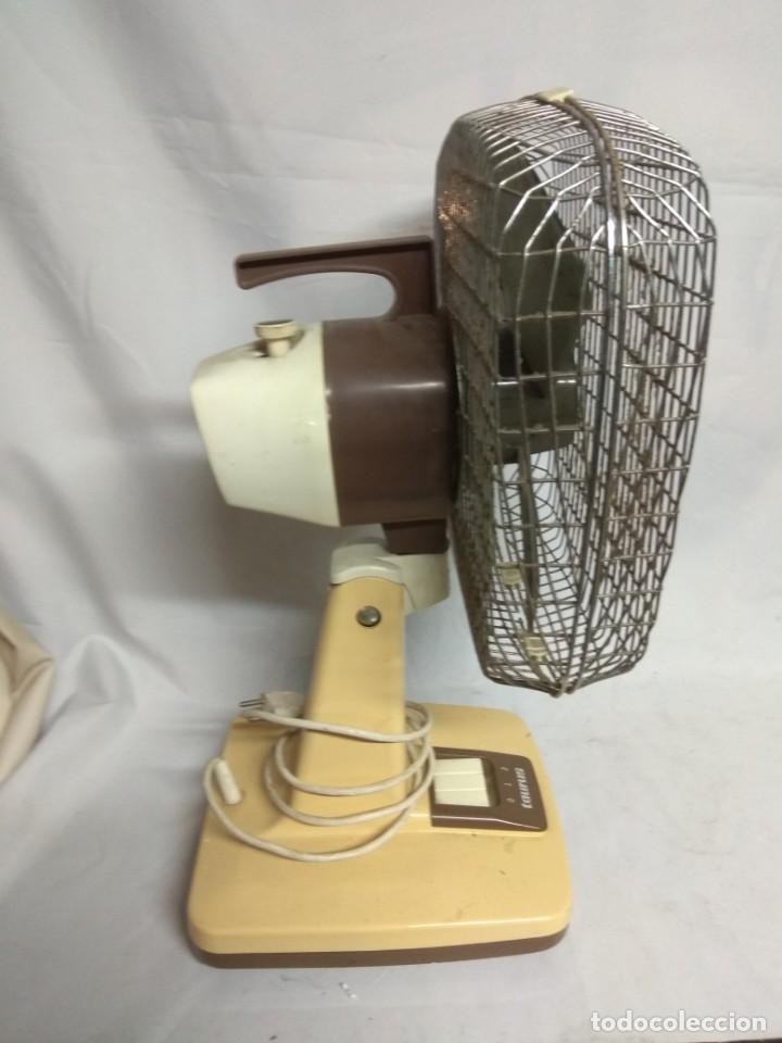 Segunda Mano: Ventilador Vintage Taurus. Funcionando. - Foto 4 - 210197990
