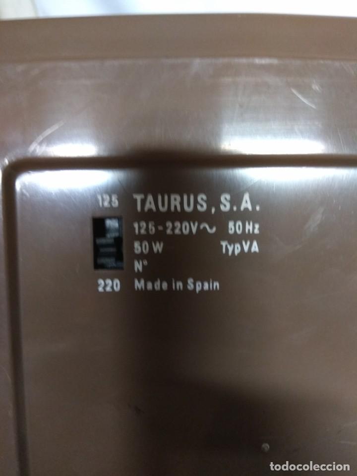 Segunda Mano: Ventilador Vintage Taurus. Funcionando. - Foto 6 - 210197990