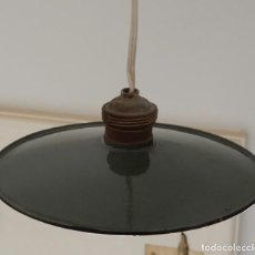 Segunda Mano: LAMPSHADE FOR THE KITCHEN.. Lote 211496317
