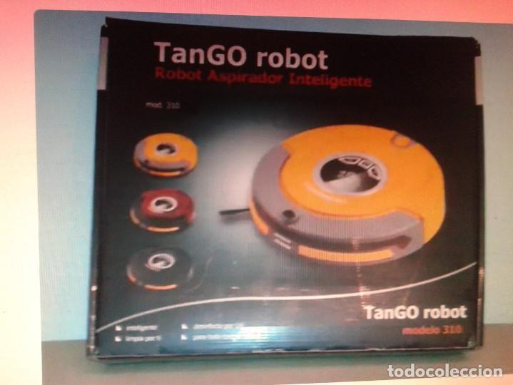 Segunda Mano: ROBOT ASPIRADOR MULTIFUNCION - Foto 2 - 211507404