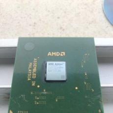 Segunda Mano: MICROPROCESADOR AMD ATHLON AX1600 AÑO 1999 SOCKET A. Lote 212707976