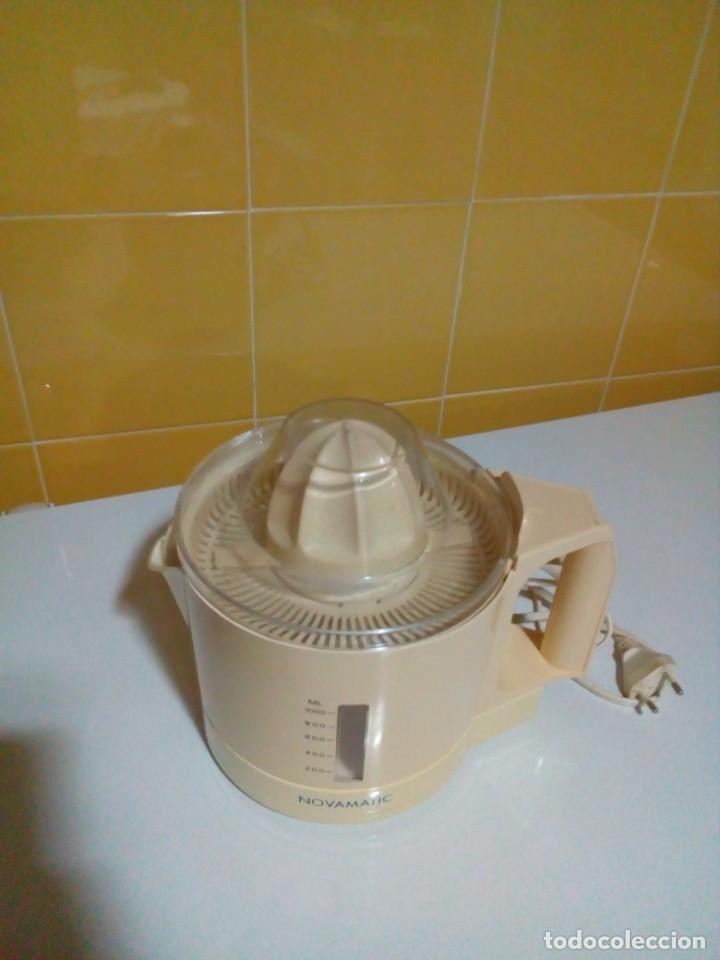 Segunda Mano: exprimidor novamatik de 1 l - Foto 6 - 212873090