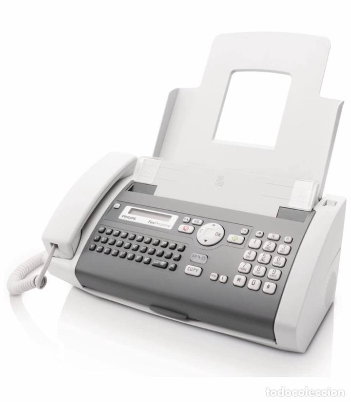 TELÉFONO FAX PHILLIPS FAXPRO PRIMO PPF 725 (Segunda Mano - Artículos de electrónica)