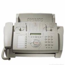 Segunda Mano: TELÉFONO FAX PHILLIPS FAXJET 325 R FAX. Lote 213158680