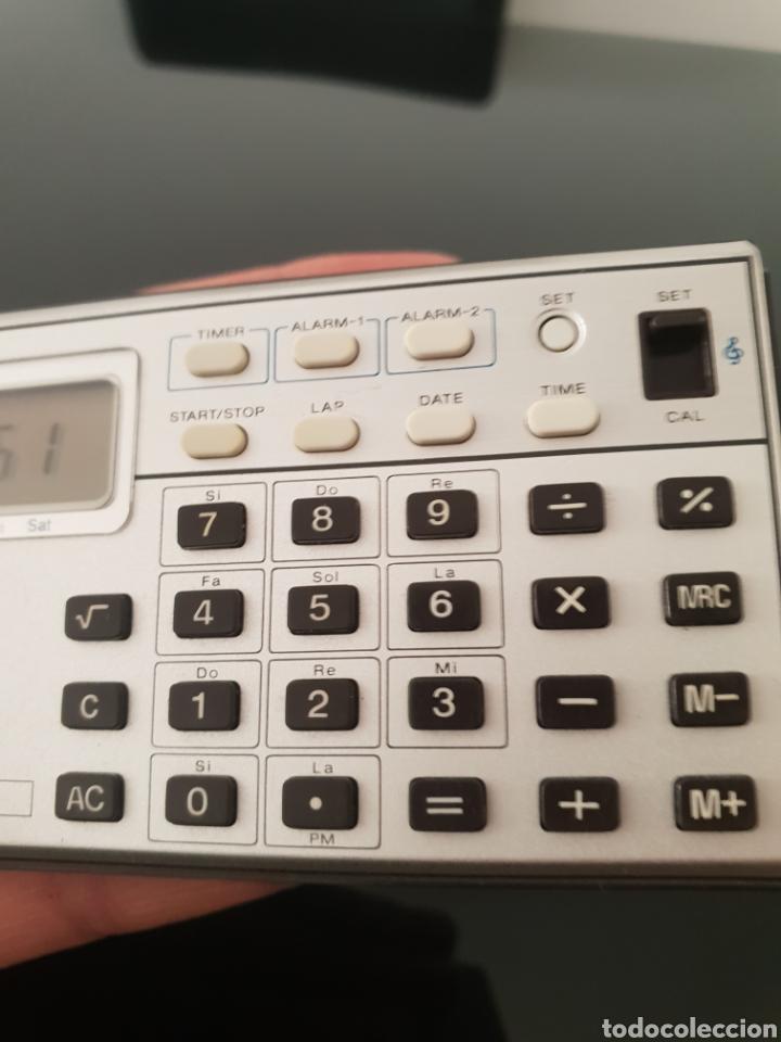 Segunda Mano: Reloj calculadora musical Casio ML-81 - Foto 3 - 213527055