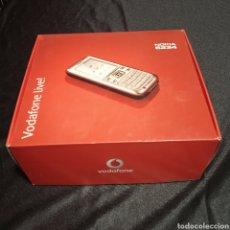 Segunda Mano: CAJA Y MANUAL DEL TELÉFONO MÓVIL NOKIA 6234. Lote 213688666