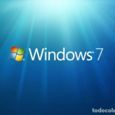 D'Occasion: WINDOWS 7 MULTIVERSION. Lote 213719505