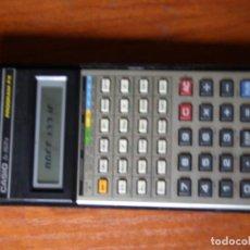 Segunda Mano: CALCULADORA CASIO FX-180PA FX180PA FUNCIONA MAL. Lote 214036456