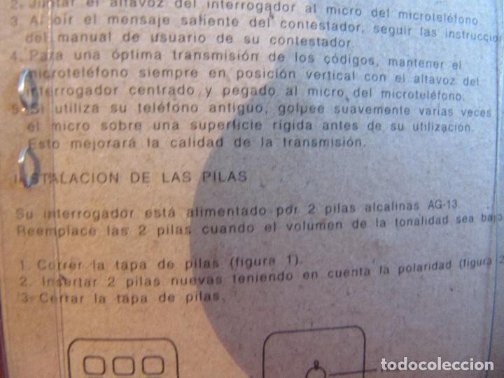 Segunda Mano: Interrogador a distancia ALCATEL - Foto 7 - 214863241