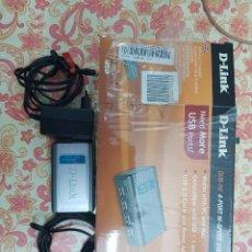 Segunda Mano: D-LINK 4 PORT HIGH SPEED USB HUB. Lote 215285966