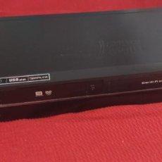 Segunda Mano: LG GRABADOR REPRODUCTOR DVD-VHS RC389H NO FUNCIONA. Lote 215577440