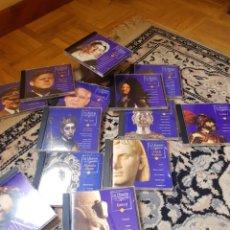 Segunda Mano: COLECCIÓN DE 13 CD-ROMS. LA HISTORIA Y SUS PROTAGONISTAS. Lote 216788110