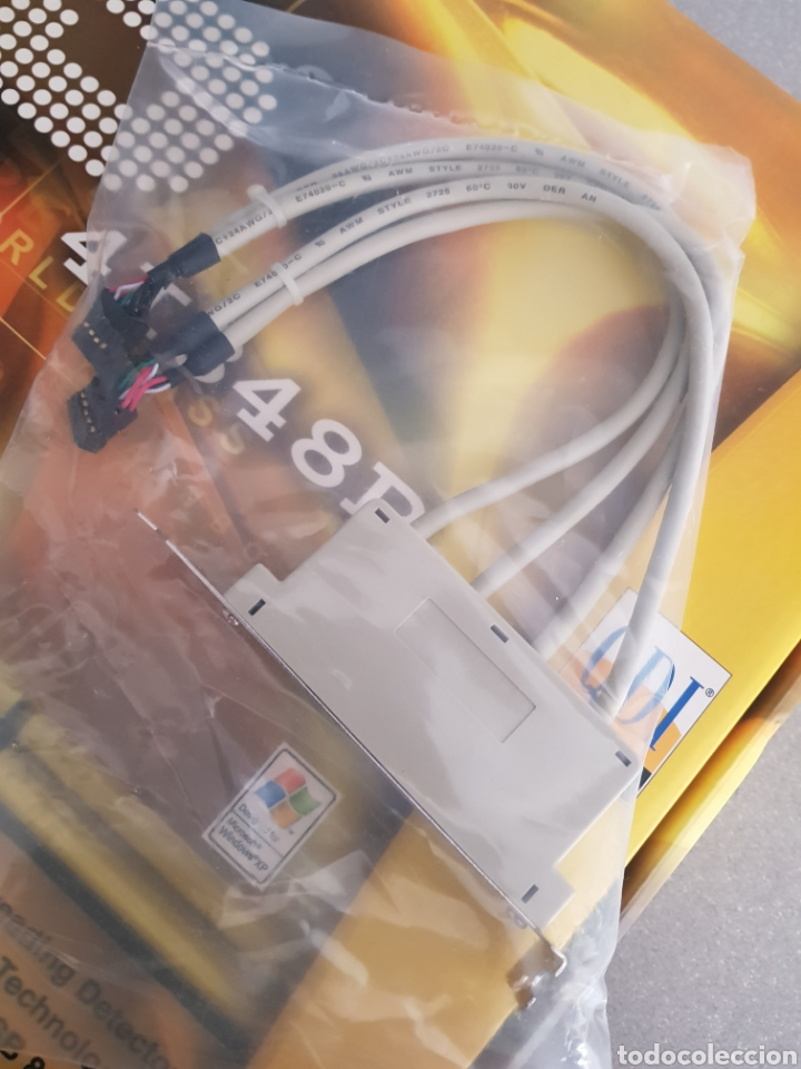 Segunda Mano: Placa base de PC con 4 puertos externos USB - Foto 3 - 216794392