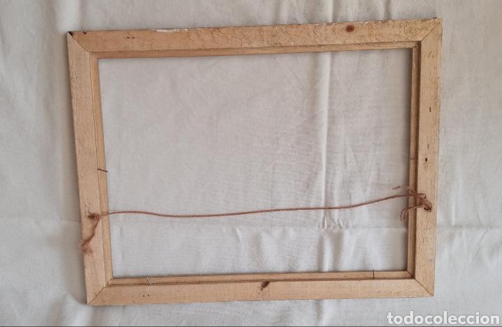 Segunda Mano: Antiguo marco de madera dorado - Foto 3 - 216849630