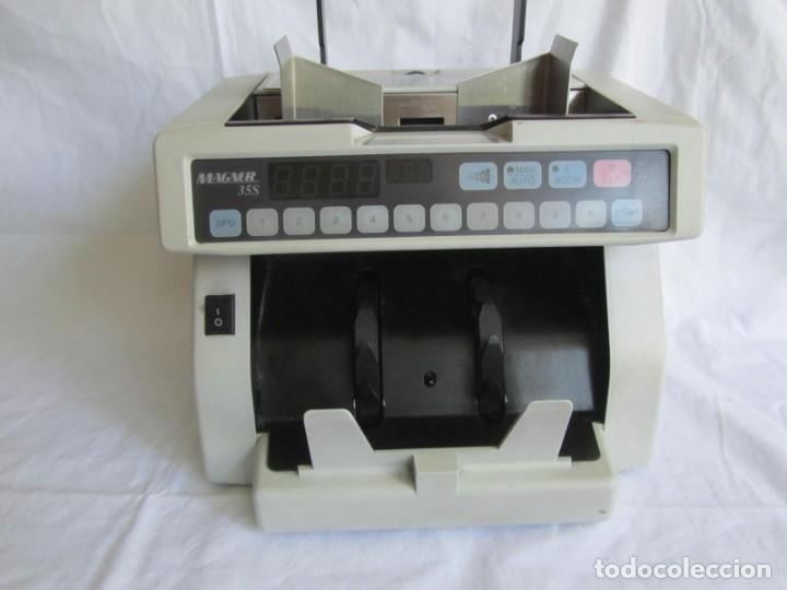 Segunda Mano: Máquina de contar billetes Magner 35 S, funcionando - Foto 2 - 216901505